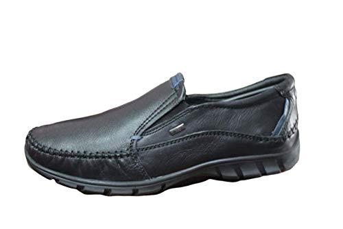 Buckaroo ALTRON Black Slip-on Shoes 5