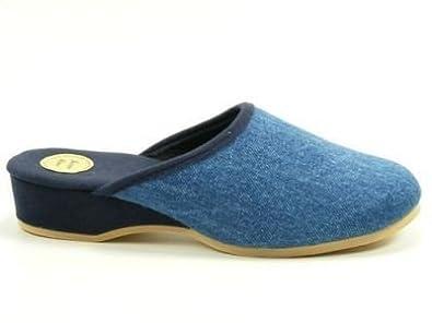 viele modisch besondere Auswahl an detaillierte Bilder Helmut Trunte Schuhe Damen Hausschuhe Pantoffeln 81020