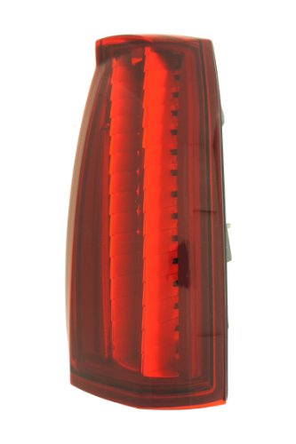 Genuine GM Parts 25754024 Passenger Side Taillight Assembly