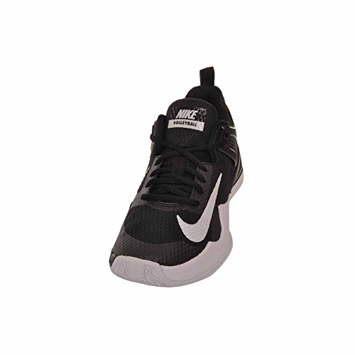 Women's Hyperace Zoom NIKE Volleyball Air White Shoes Black 8OwxZTq