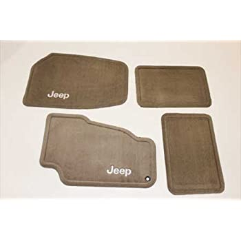 Amazon Com 2005 2006 2007 Jeep Grand Cherokee Carpeted Medium Slate