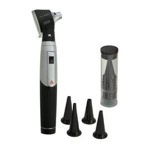 Heine Mini 3000 F.o. Fiber Optic Otoscope Model # D-01.70.110 - Model D-01.70.110 - Each (Otoscope Ophthalmoscope Pneumatic)