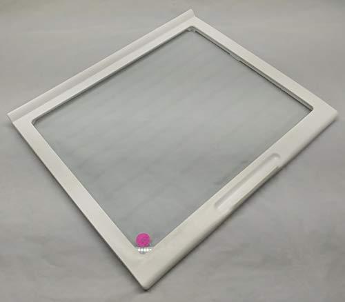 (2194985 999526 Refrigerator Spillsafe Slide-Out Shelf - Genuine OEM)