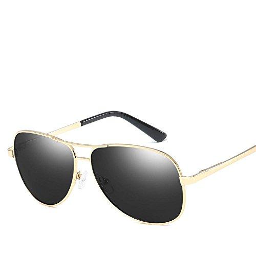 al de E sol de de modelo gafas los Metal aire sol gafas libre Aoligei polarizantes hombres moda de de gafas pilotos pesca tendencia deportes gqXxwgB6t
