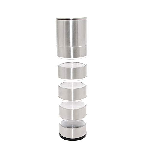 YAGE 4-in-1 Stainless Steel Seasoning Shaker Spice, used for sale  Delivered anywhere in USA