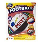 Go Create Paint Your Own Football by Go Create