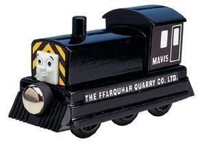 Mavis - Thomas & Friends Wooden Railway Tank Train Engine - Brand New Loose