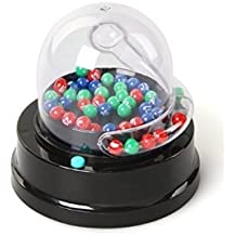 Actopus Electric Lotto Machine Lucky Number Picking Machines Lottery Games