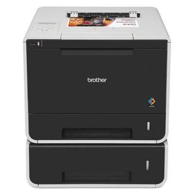 HL-L8350CDWT Color Laser Printer with Wireless Networking and Dual Paper Trays