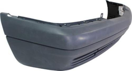 CPP MB1000115 Direct Fit Primed Bumper Cover for 95-99 Mercedes-Benz S-Class