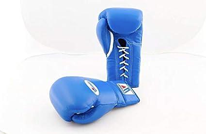 WINNING Ganar Formación Guantes de Boxeo 14OZ - MS-500, Azul: Amazon.es: Deportes y aire libre