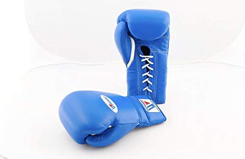 Winning Training Boxing Gloves 16oz (Blue)