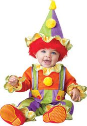 Toddl (18-24 Month Clown Costume)