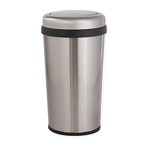 Tapered Trash Can - 2