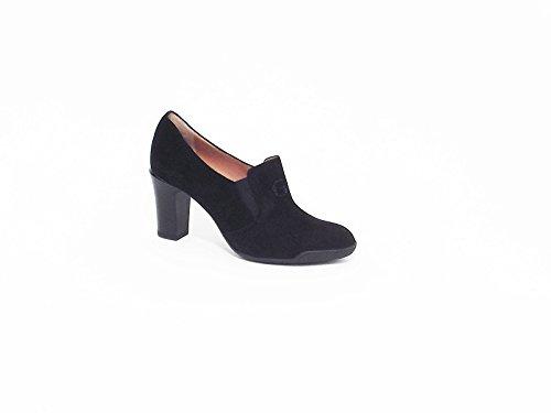Zapatos Negro Serena Mujer Para Donna De Vestir Sn5fw8qW8