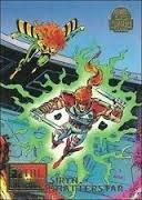 Marvel Universe 1994 Series - Fatal Attractions - #11 Siryn & Shatterstar -