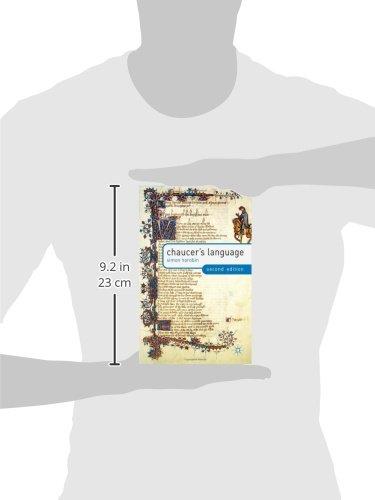 Chaucer's Language by Brand: Palgrave Macmillan