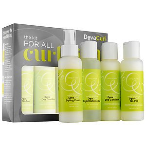 DevaCurl Kit for All Curl Kind