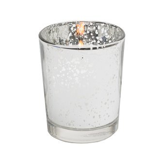 Review Richland Silver Mercury Votive