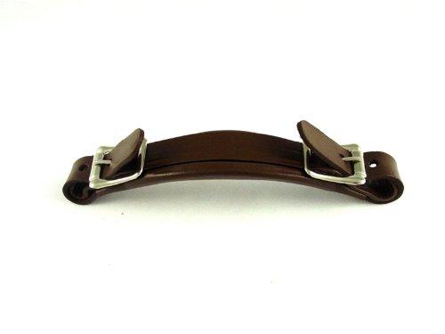 割引発見 ALLPARTS (brown) LEATHER 横型 CASE CASE HANDLE BK 横型 (brown) B00AHKZ4TU, Stand on line NY:0be60fab --- martinemoeykens.com