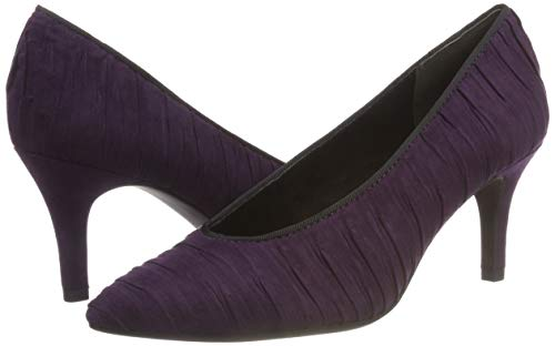 purple Donna 31 Scarpe Viola 515 Tacco Con Tozzi Comb 22444 Marco wq87PP