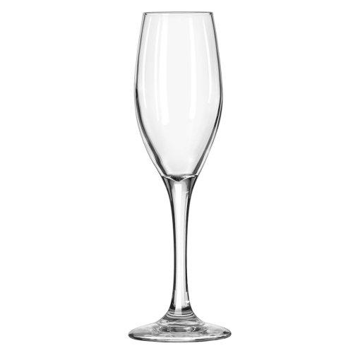 Libbey 3096 Perception 5.75 Ounce Flute Glass - 12 / CS ()