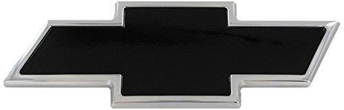 AMI 96093KC Chevy Bowtie Lift gate Emblem - Chrome/Black Powder coat, 1 Pack