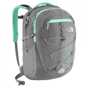 the-north-face-borealis-daypack-for-women-zinc-grey-surf-green