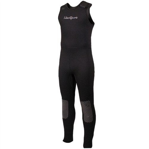 NeoSport Men's Premium Neoprene 7mm Waterman John Wetsuit, 3X-Large by Neo-Sport