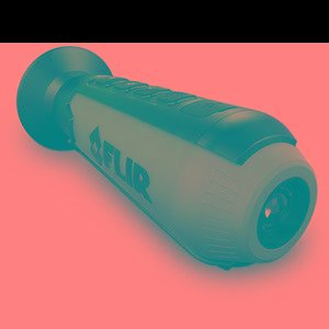 FLIR Systems Flir Ocean Scout Tk Ntsc 160 X 120 Handheld Thermal Night Vision Camera - Black from FLIR Systems