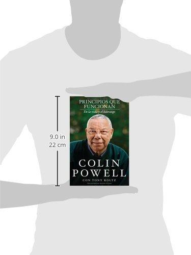 Principios que funcionan: En la vida y el liderazgo (Spanish Edition): Colin Powell: 9780829702460: Amazon.com: Books
