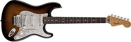 Fender Dave Murray Stratocaster, Rosewood, Two-Tone Sunburst ()