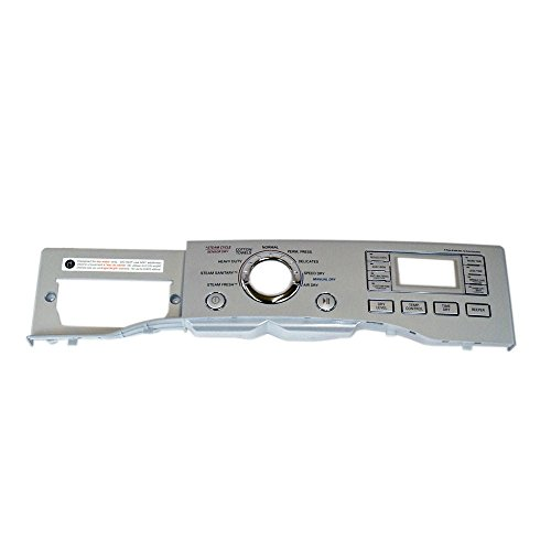 Lg AGL55862006 Control Panel Genuine Original Equipment Manufacturer (OEM) part for Lg Clothes Dryer Panel