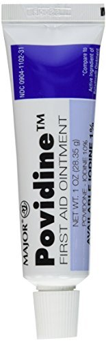 Poviodine Ointment (0.1% Ointment)