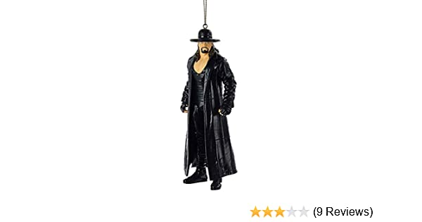 Action Figures Wwf Ornaments Undertaker And The Rock