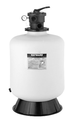 Hayward S180T93STL Pro Series 18-Inch Top-Mount 1-1/2-Horsepower Pool Sand Filter System by Hayward