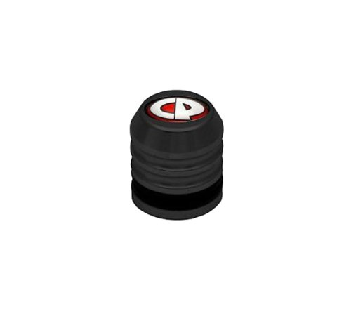 Custom Products Fill Nipple Dust Cap Protector - Black ()