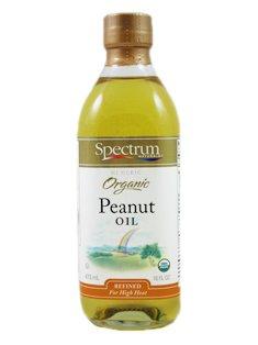 Spectrum Organic Peanut Oil (6 X 16 Fl Oz)