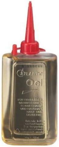 Aceite lubricante ATLANTIC para bicicletas y mecánica de precisión ...