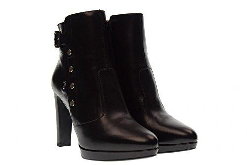 Chaussures à BLACK 100 talons femme A719741DE GIARDINI NERO black bottes wqAI7xO15