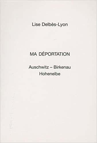Livre gratuits Ma déportation : Auschwitz-Birkenau Hohenelbe pdf, epub ebook