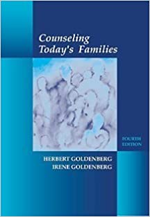 Counseling Today's Families (Marital, Couple, & Family Counseling) by Herbert Goldenberg (2001-02-01)