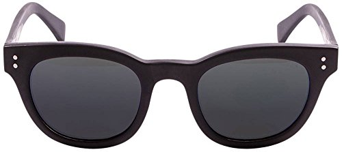 Matte Black/Smoke Santa Cruz Sunglasses by - Cruz Sunglasses Santa