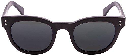 Matte Black/Smoke Santa Cruz Sunglasses by - Santa Sunglasses Cruz
