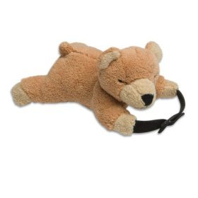 Ton Ton For Kids Bag Buddies Bag-Tag - Brown (Bag Buddy Bear)