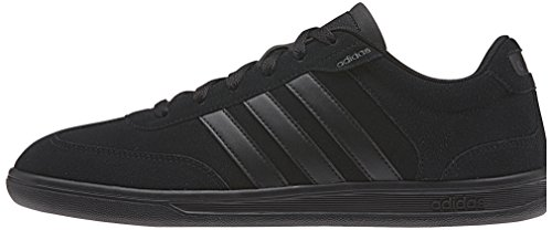 Adidas Cross Court - Zapatillas de deporte para hombre Negro (Negbas / Negbas / Negbas)