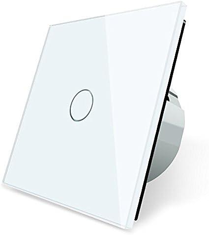 Livolo Verre Touch Interrupteur comm Interrupteur on//off vl-c701-15 Gris