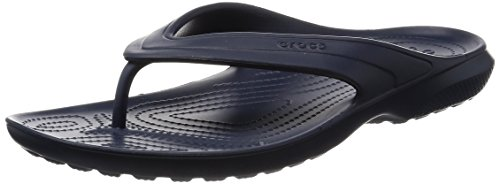 Crocs Mixte Adulte Tongs Rose Bleu Flip Classic navy SqfSF