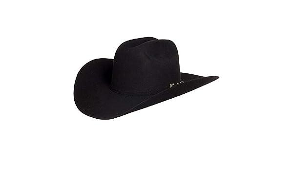 Stetson Hats Mens Hats 6X Skyline 4 1 4 Brim Pre Creased Felt Cowboy Hat  71 4 Black at Amazon Men s Clothing store  27399eb61e96