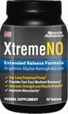 XTremeNO Natural Muscle Enhancer -